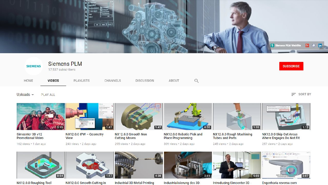 Siemens PLM Software - Training: Americas
